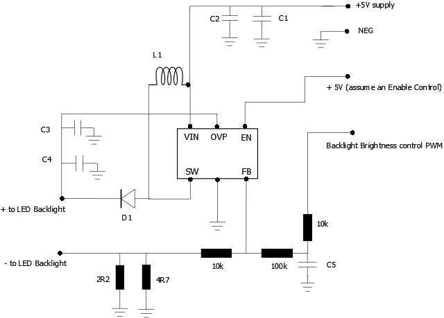 backlight rh brisdance com LED Lamp Wiring Diagram 9V LED Wiring Diagram